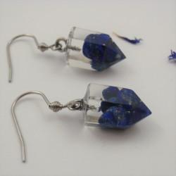 Blue Harmony Earrings