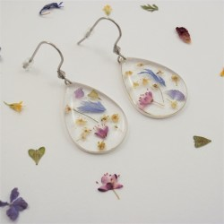 Summer Flowers Earrings