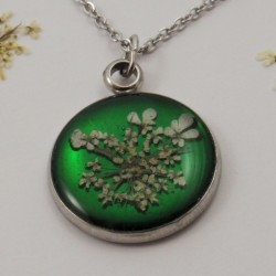 Queen Anne's Lace Necklace...
