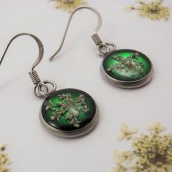 Queen Anne's Lace Earrings...