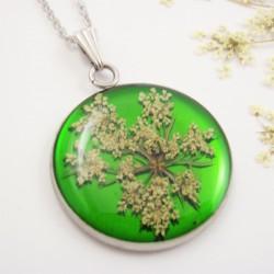 Queen Anne's Lace Necklace...