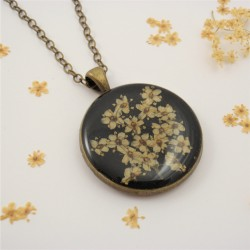 Elderflower Pendant
