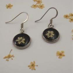 Elderflower Earrings Small